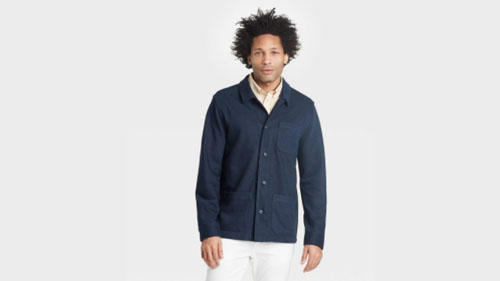 Men's Chore Shirt Jacket
