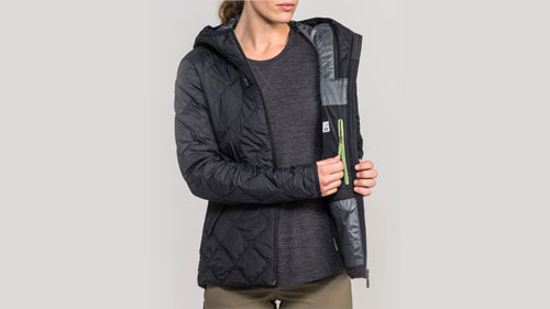 The Fangyuan Quilted Jacket