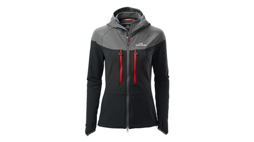 The Fangyuan Softshell Jacket